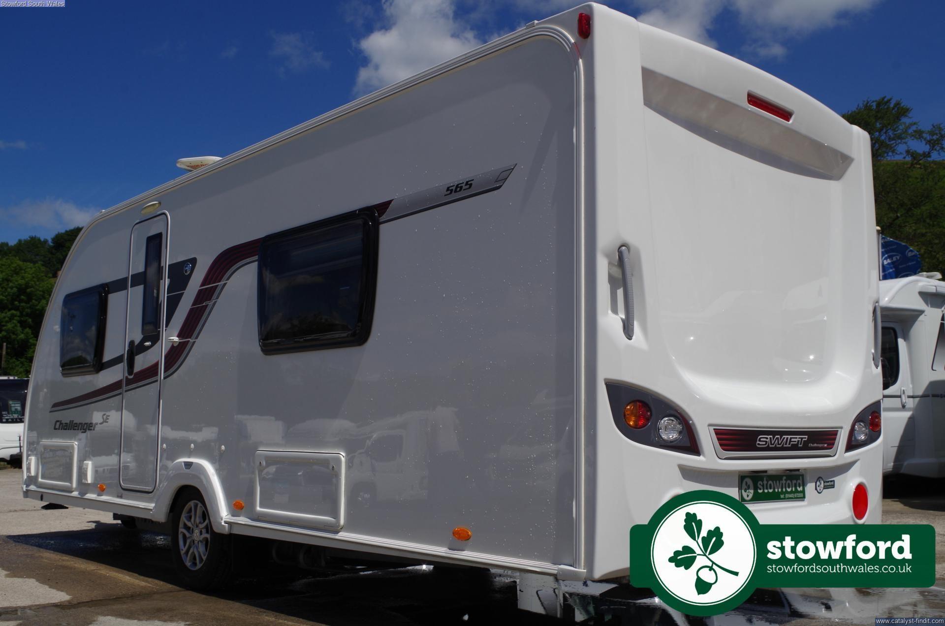 Swift Challenger 565SE 2015