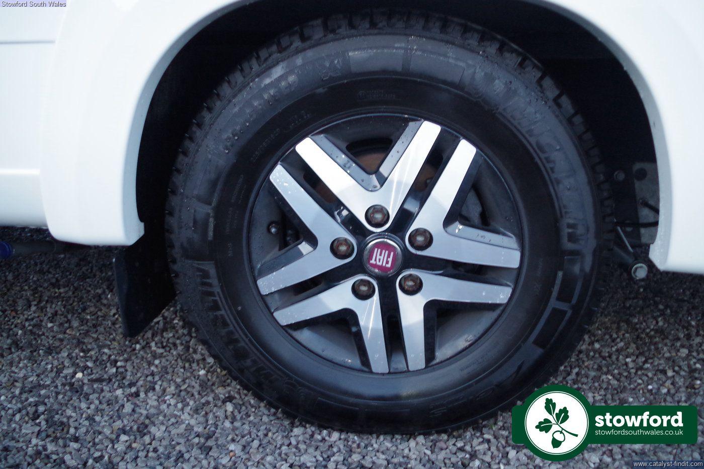 Fiat Auto-Trail Serrano Frontier 2017