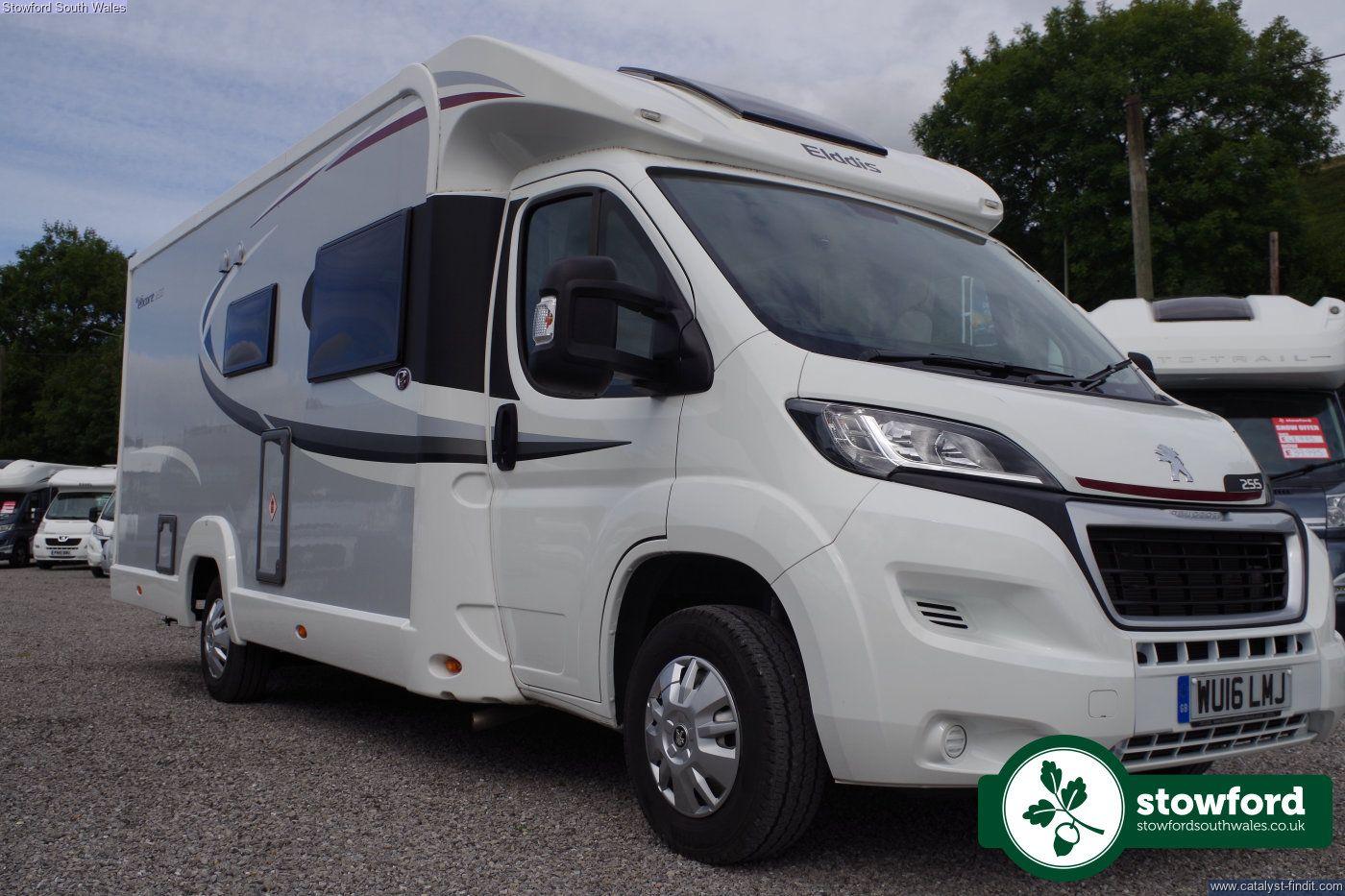 Peugeot Elddis Encore 255 2016