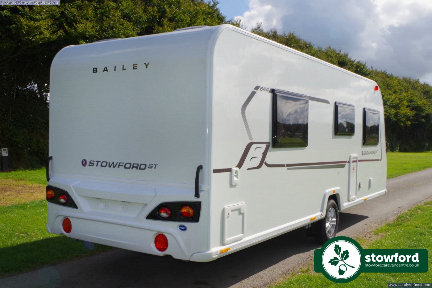 Bailey Stowford ST 644 2019