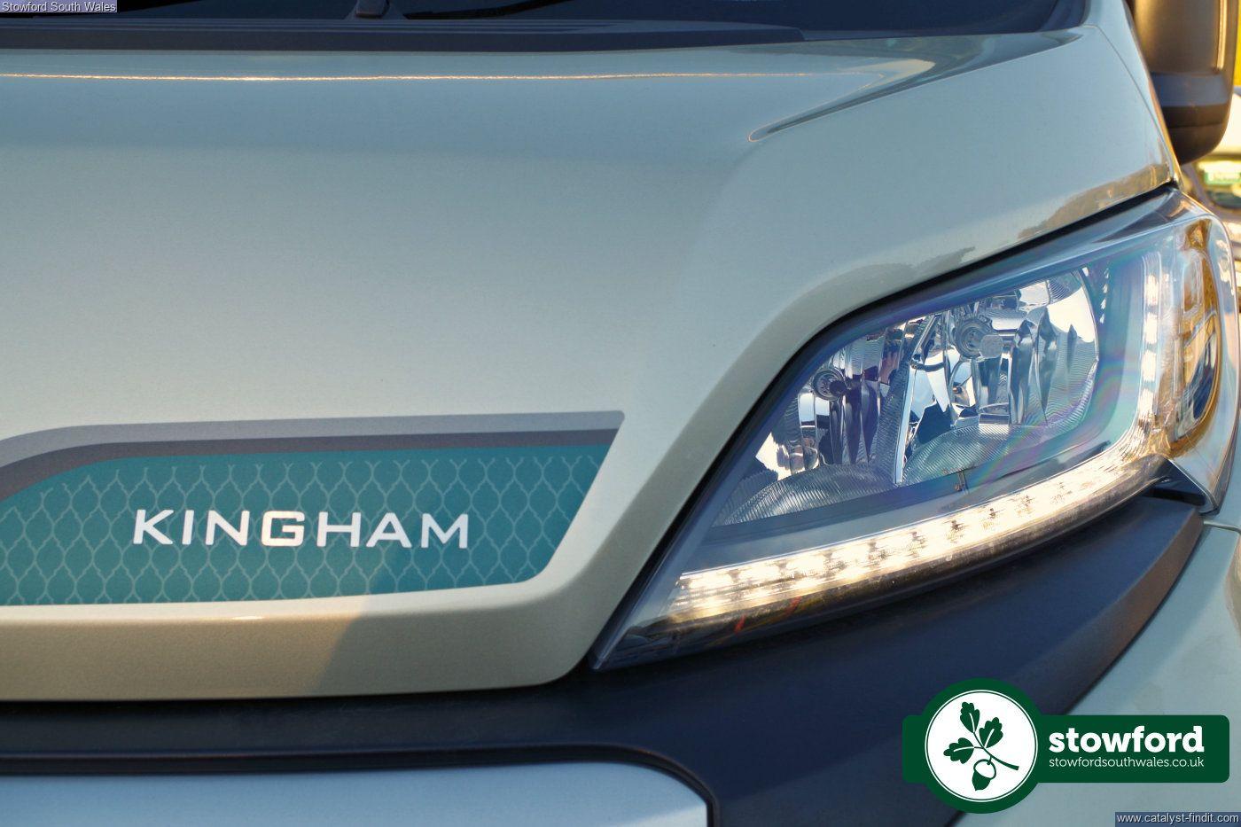 Auto-Sleepers Auto-Sleeper Kingham 2019