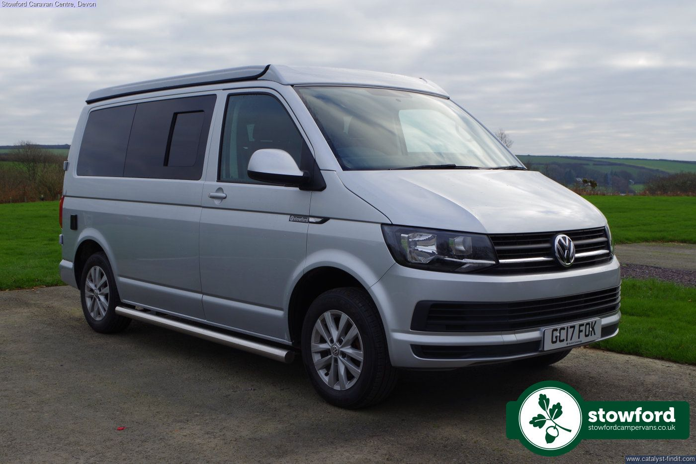 VW T6 Campervan Transporter 2017
