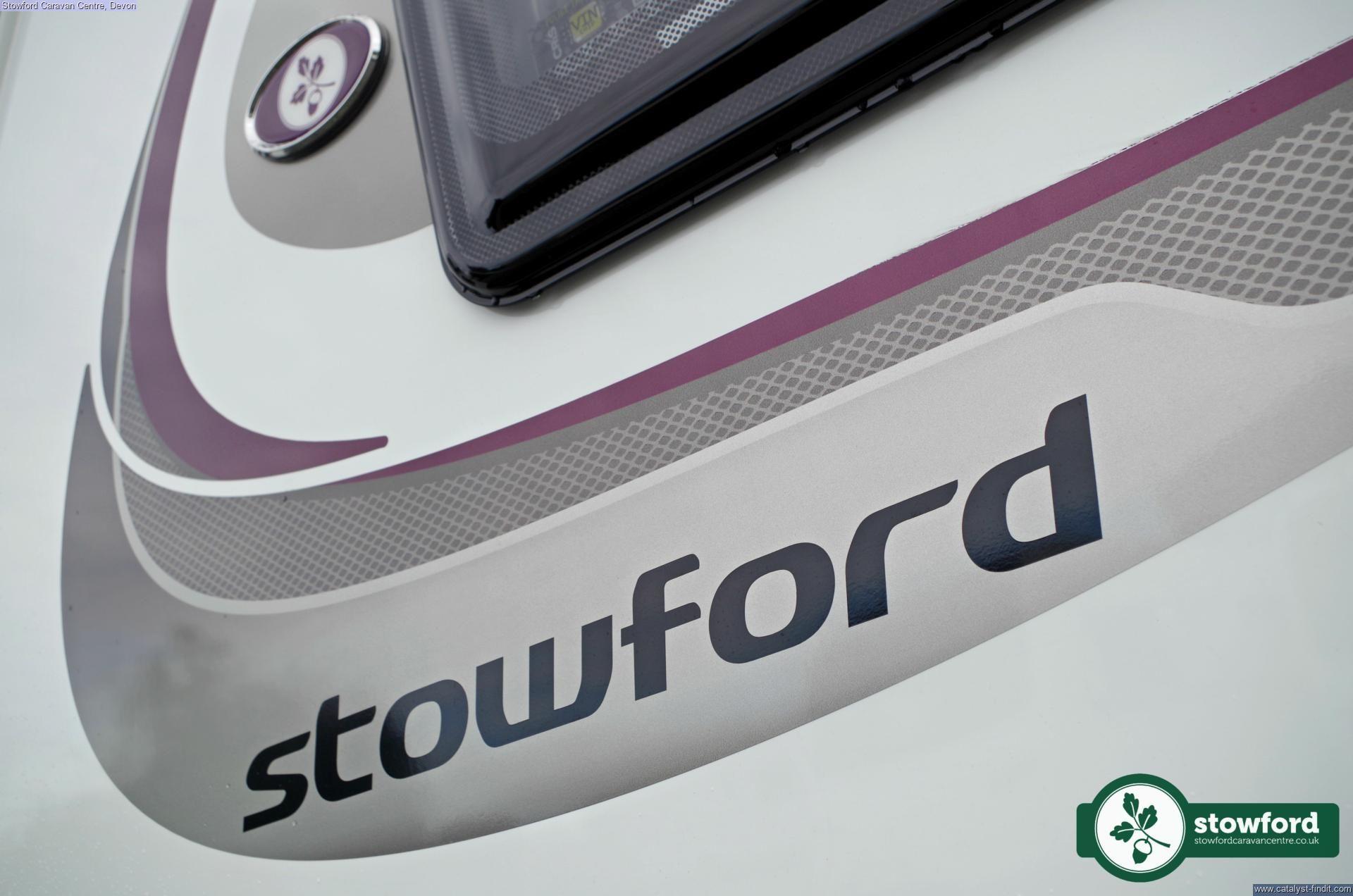 Elddis Stowford 860 2019