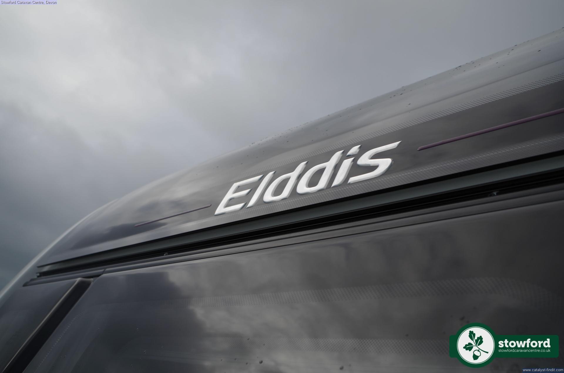 Elddis Stowford 840 2018