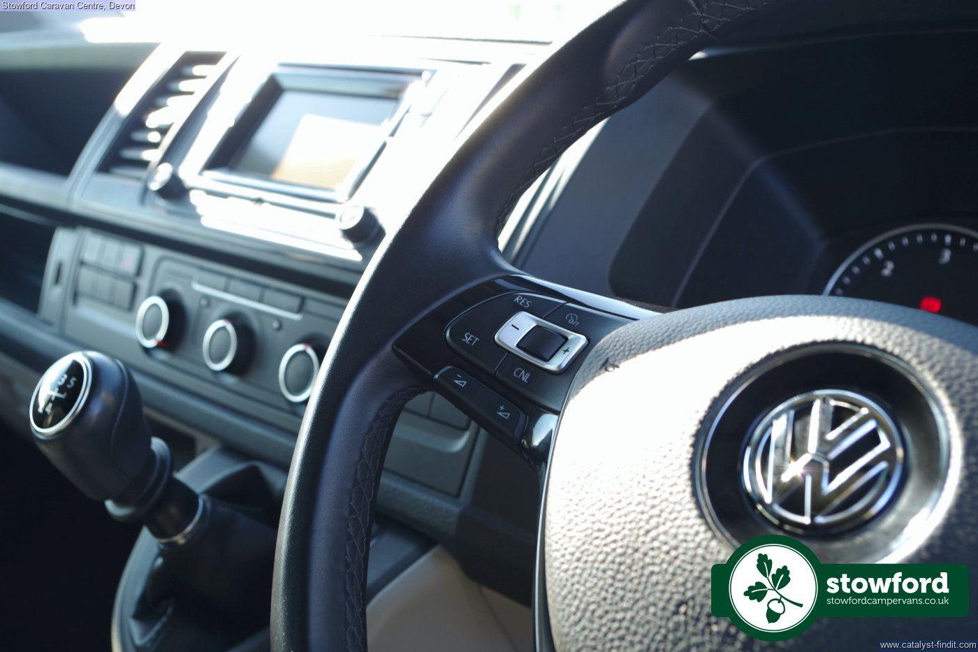 VW T6 Campervan Transporter 2018