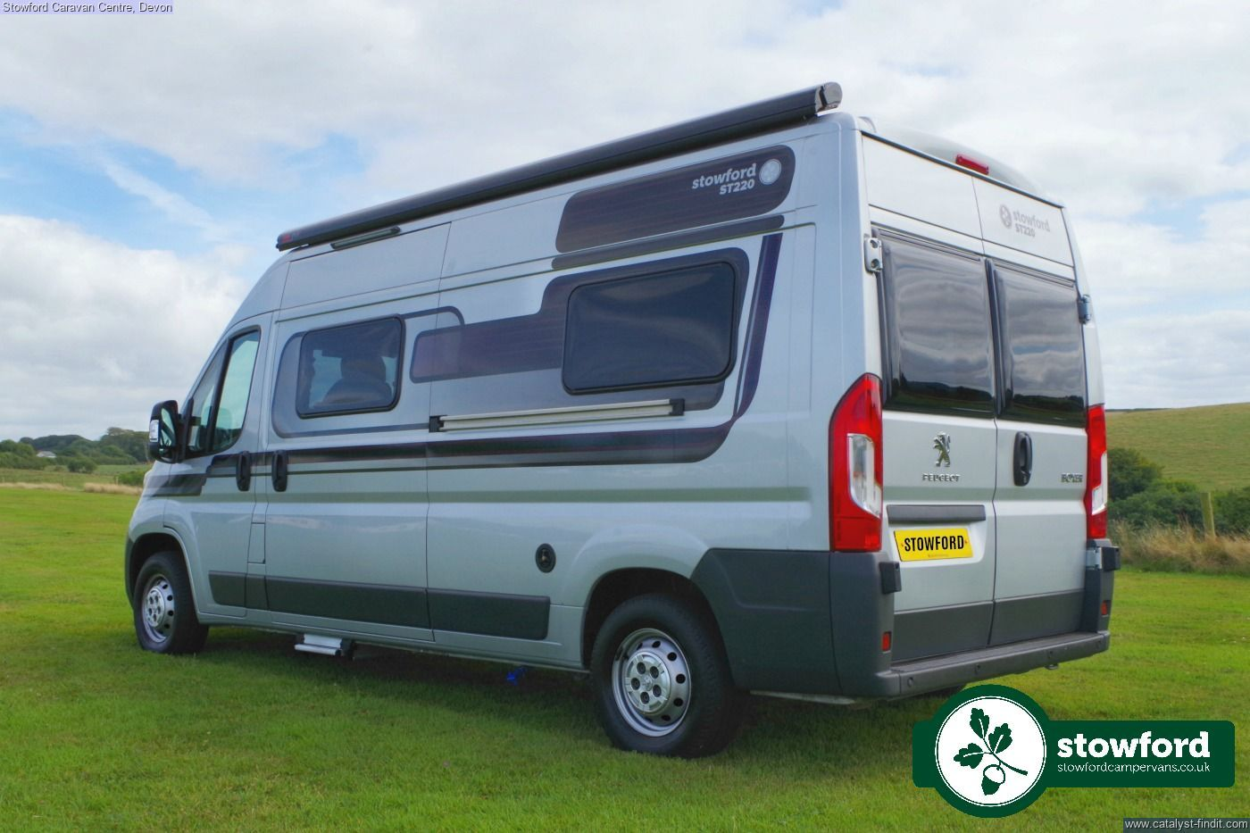 Stowford Peugeot Boxer Stowford ST220 2015