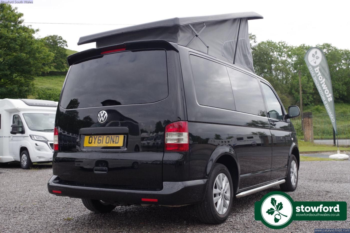 VW T5 Campervan Transporter 2011