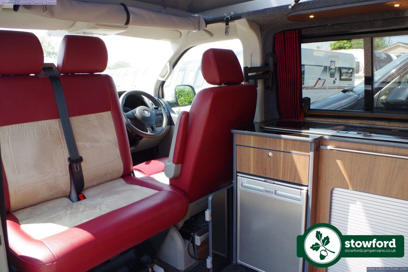 VW T5 Campervan Transporter 2015