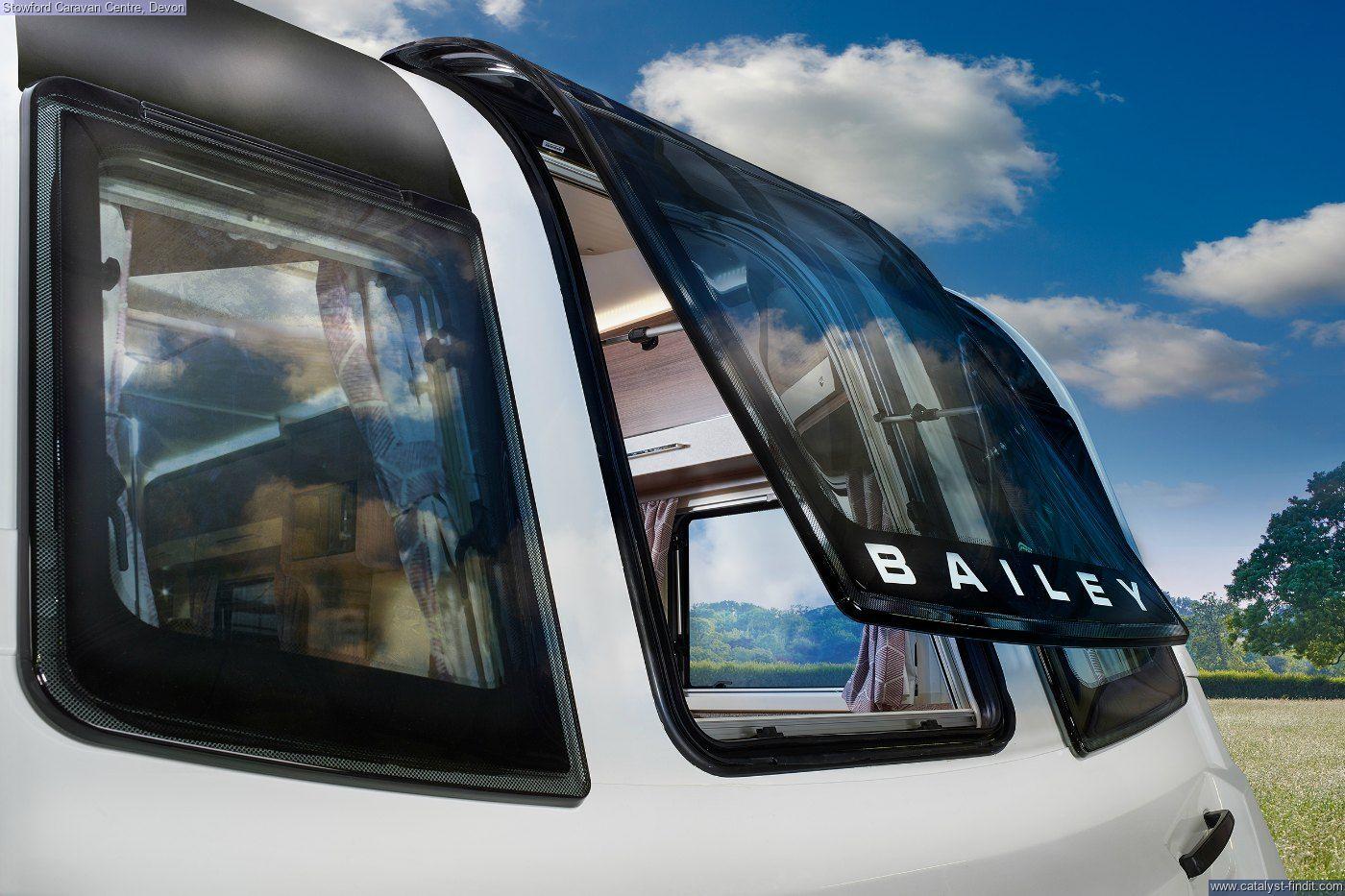 Bailey Pegasus Grande Messina 2019
