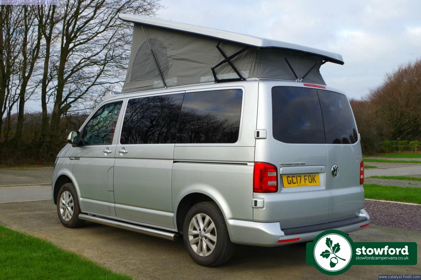 VW T6 Campervan Transporter 2017 - Stowford South Wales