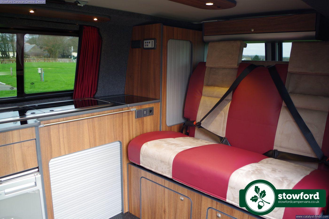 VW T6 Campervan Transporter 2017