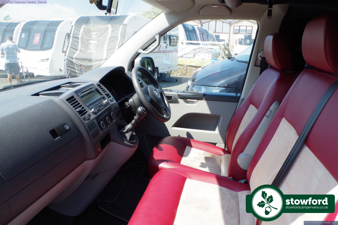 VW T5 Campervan Transporter 2015