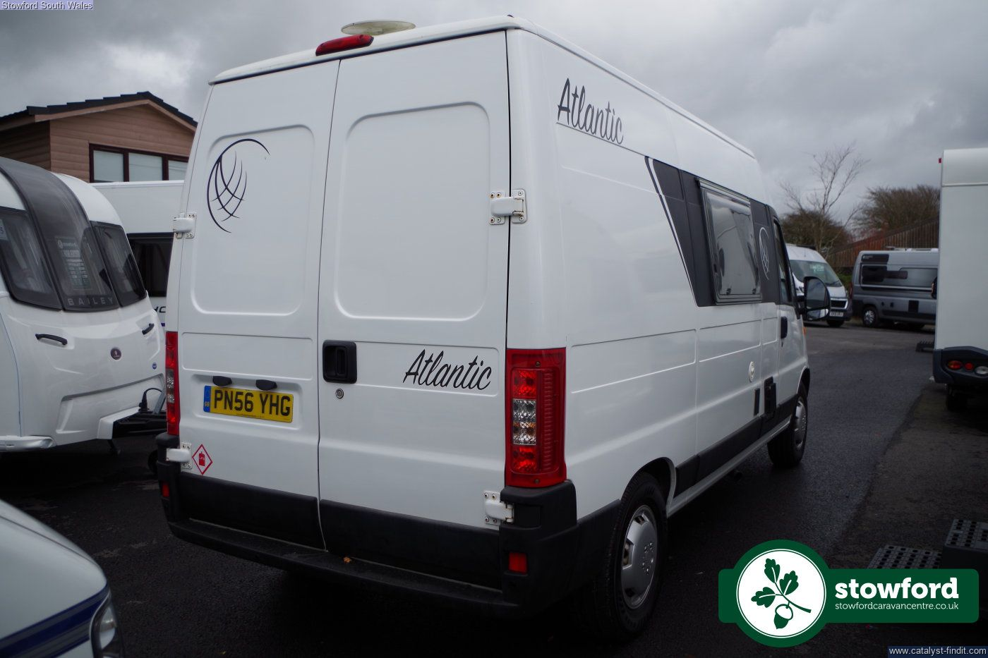 Citroen Ducato Atlantic 2006