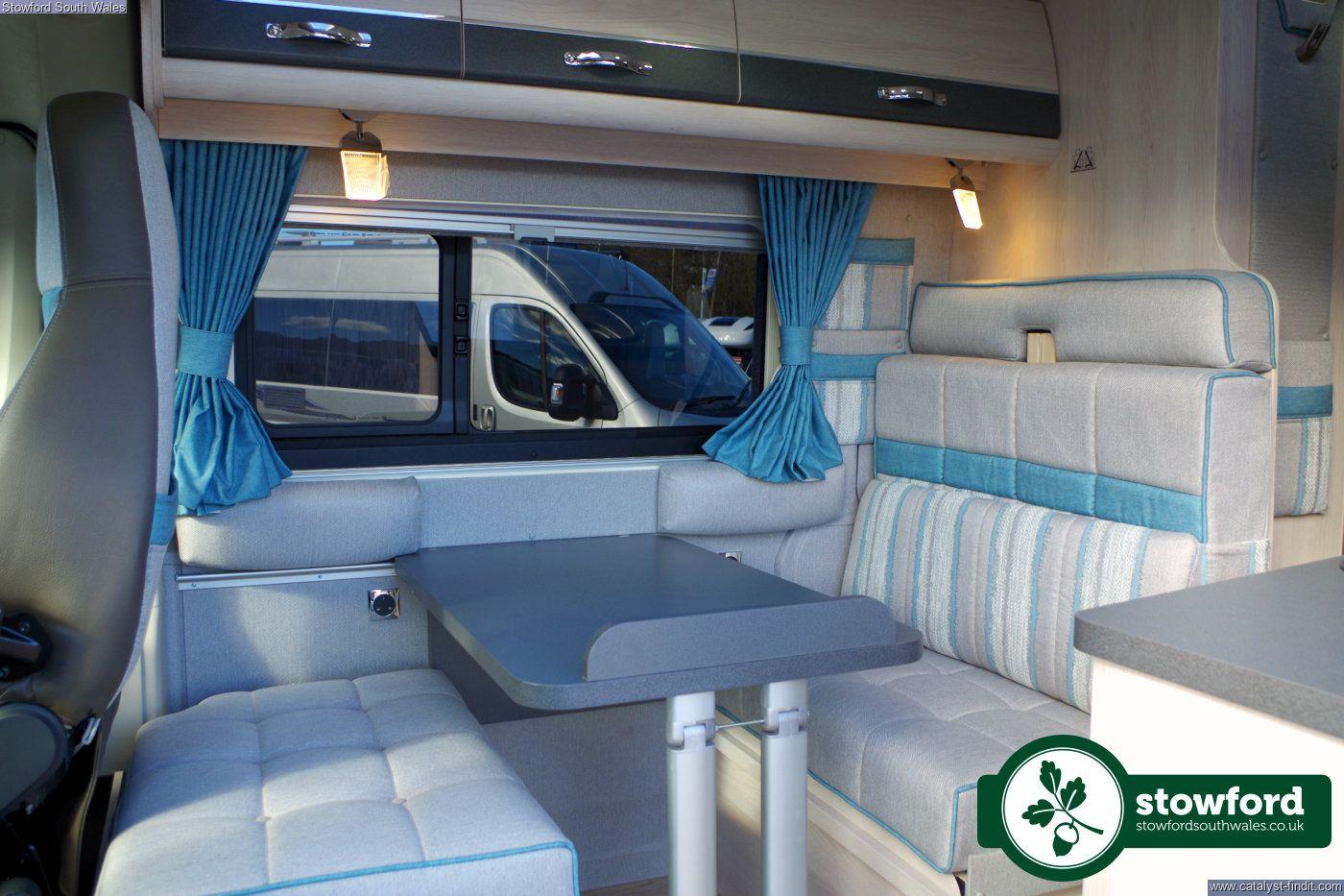 Auto-Sleepers Fairford 2019