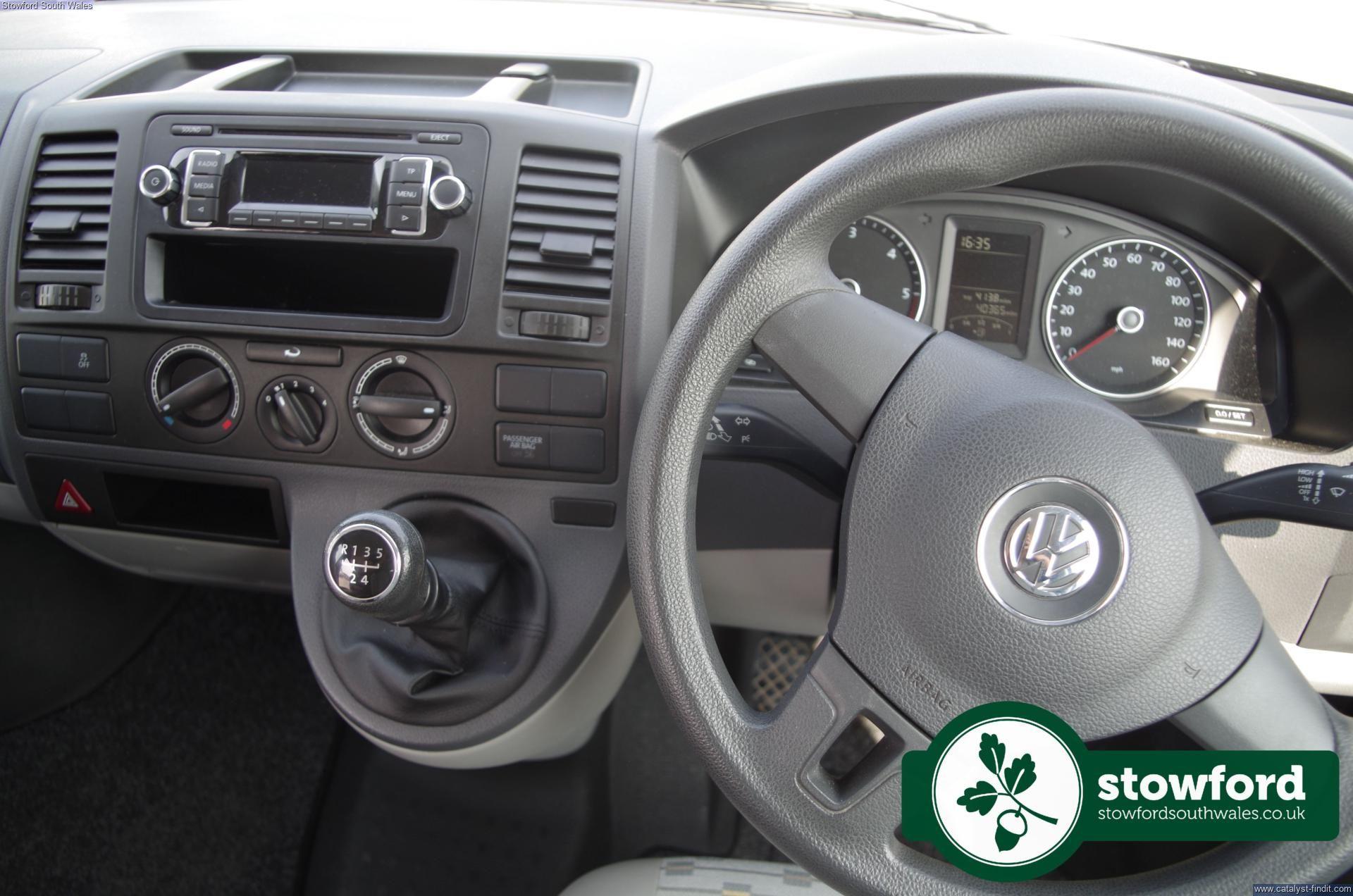 VW T5 Campervan Transporter 2011