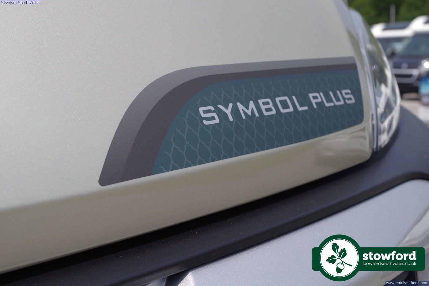 Auto-Sleepers Auto-Sleeper Symbol Plus 2019