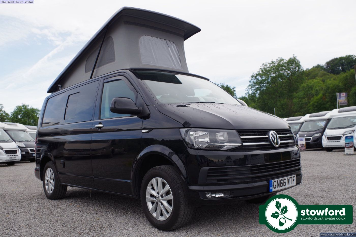 VW T6 Campervan Transporter 2016
