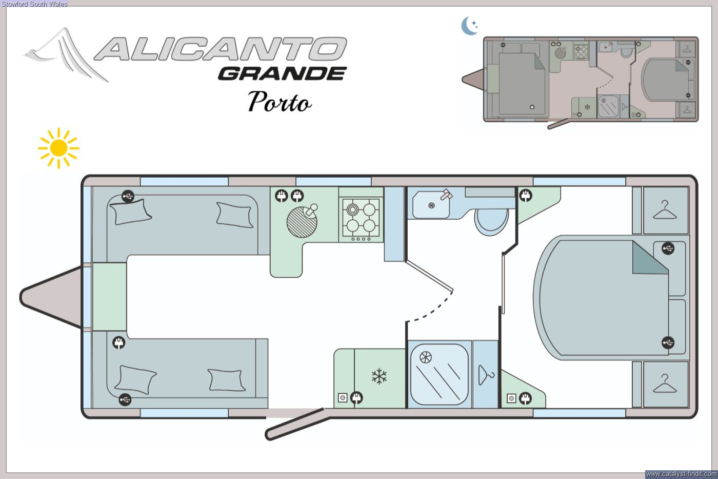 Bailey Alicanto Grande Porto 2020