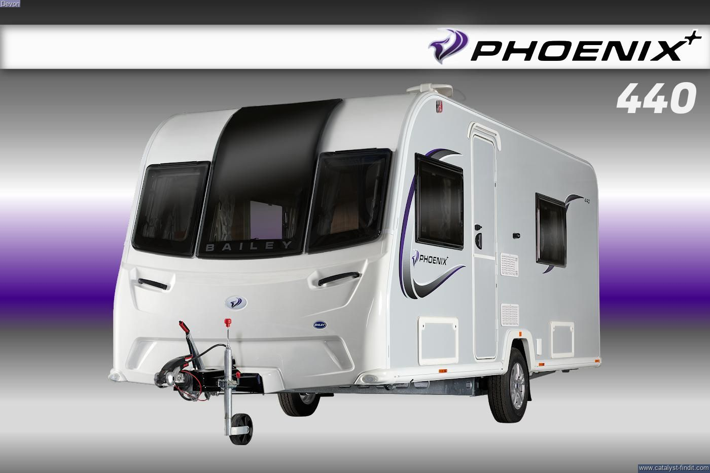 Bailey Phoenix Plus 440 2021