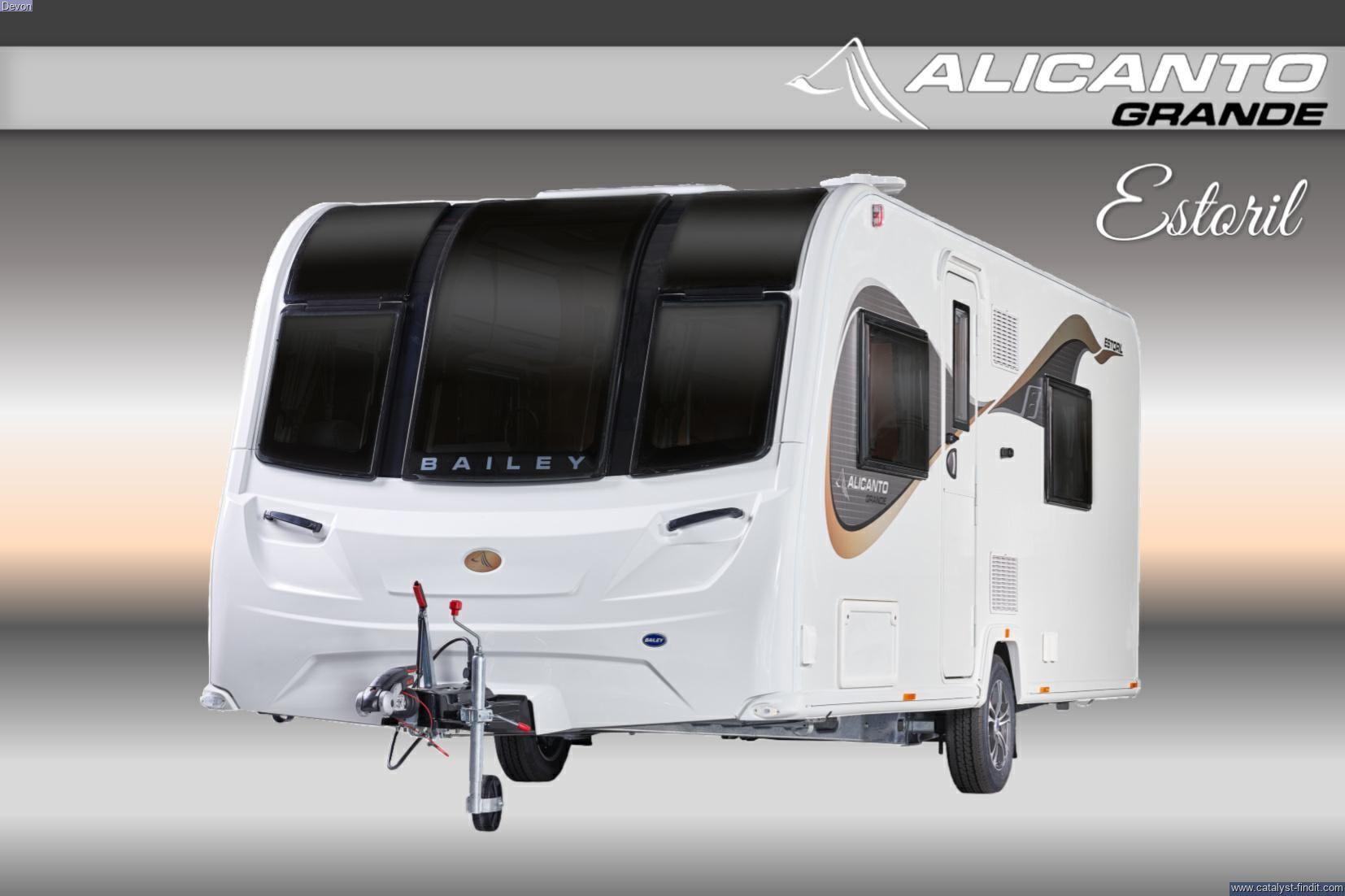 Bailey Alicanto Grande Estoril 2021