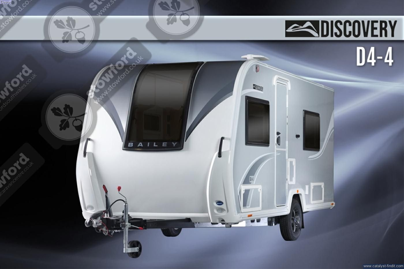Bailey Discovery D4-4 2021