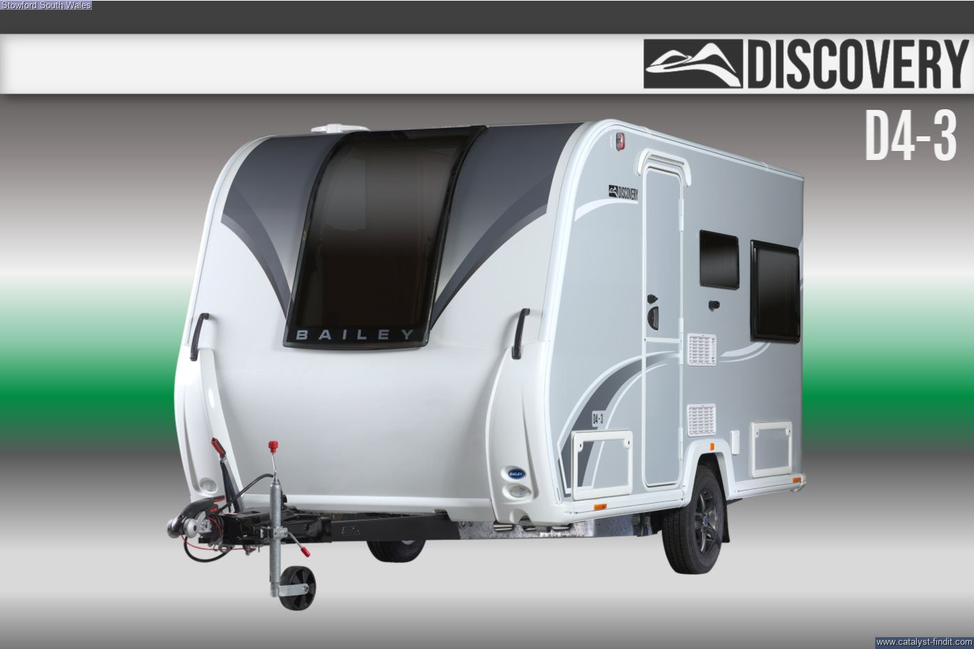 Bailey Discovery D4-3 2022