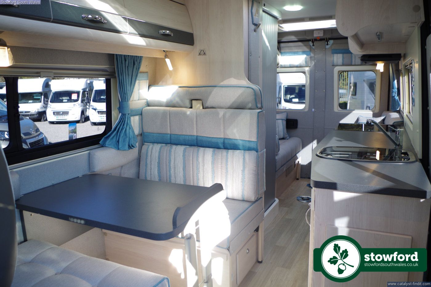 Auto-Sleepers Fairford 2020