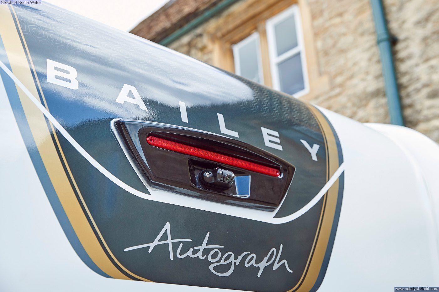 Bailey Autograph III 74-2 2022