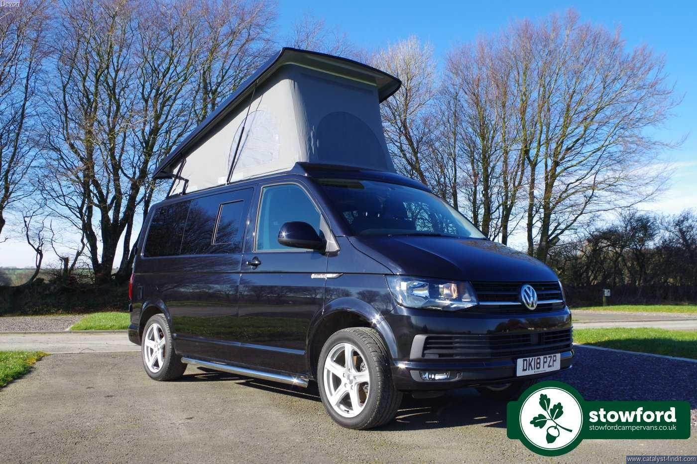 VW T6 Campervan Transporter 2018