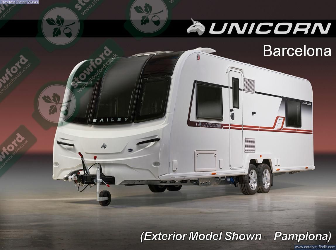 Bailey Unicorn 4 Barcelona 2019