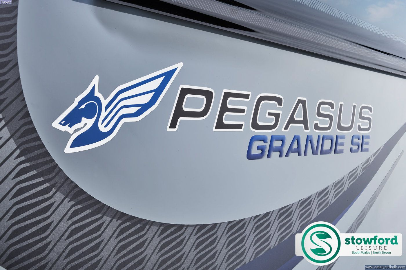 Bailey Pegasus Grande SE Messina 2022