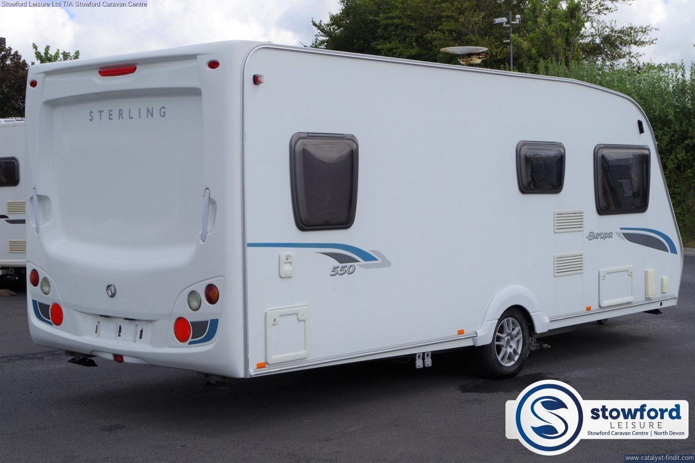 Sterling Europa 550 2009